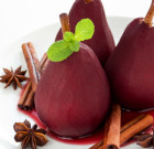 Cinnamon-Pear Dark Balsamic Vinegar
