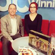 Frescolio on Global Morning's Uniquely Manitoba
